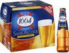 1664 - 12x25cl 1664 blonde sans alcool - 0.40 degre alcool - Produit