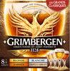 Grimbergen - 8x25cl grimbergen coffret - 6.8 degre alcool - Produit