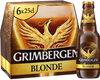 Grimbergen 6X25CL GRIMBERGEN BLONDE 6.7 DEGRE ALCOOL - Prodotto