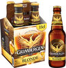 Grimbergen 4X33CL GRIMBERGEN BLONDE 6.70 DEGREE ALCOOL - Produit