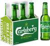 Carlsberg 6X33CL CARLSBERG 5.0 DEGRE ALCOOL - Prodotto