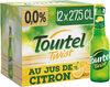 Tourtel 12X27,5CL TOURTEL TWIST CITRON 0.0 DEGRE ALCOOL - Produit