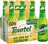 Tourtel 6X27,5CL TOURTEL TW CITRON 0.0 DEGRE ALCOOL - Produit