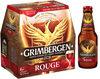 Grimbergen 6X25CL GRIMBERGEN ROUGE 5.5 DEGRE ALCOOL - Prodotto