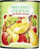 coktail 4 fruits au sirop Léger - Product