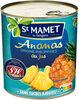 Ananas origines Philippines au jus Sans sucres ajoutés - Prodotto