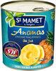 Ananas origine Philippines en tranches au jus Sans sucres ajoutés - Prodotto