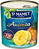 Grand Ananas Tranches Sans sucres ajoutés - Produkt