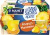 Cup Ananas Mandarine Sans sucres ajoutés - Product