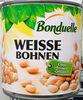 Weisse Bohnen - Produkt