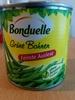 Grüne Bohnen - Produkt