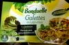 Galettes de légumes - Produit