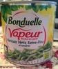 Vapeur Riche en goût Haricots Verts Extra-Fins et tendres - Product