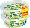 Salade de concombres au fromage blanc - Producto