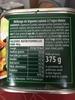 Mélange de légumes cuisiné à l'aigre-douce - Produit