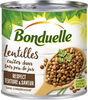 Lentilles cuites dans très peu de jus - Product