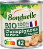 Champignons de Paris émincés Bio - Produit