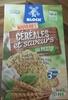 Céréales et saveurs au pesto - Product