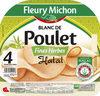 Blanc de poulet fines herbes Halal - 4 tr. - Produit