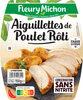 Aiguillettes de Poulet - Rôties au Four - Product