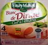 Blanc de Dinde cuit à l'étouffée - Produit