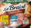 Le Braisé Doré au Four (lot 2x4 + 2) - Produit