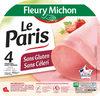Le Paris sans gluten, sans céleri - 4 tr. - Product