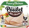 Blanc de Poulet - Rôti à la Broche - Product