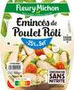 Emincés de poulet - 25% de sel* - Product