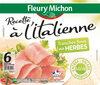 Recette à l'Italienne - Tranches fines aux herbes - Product
