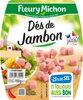 Dés de Jambon -25% de Sel* - Produkt