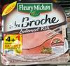 Jambon à la broche lentement rôti sans couenne - Produit