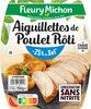 Aiguillettes de poulet - 25% de Sel* - Product