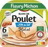 Blanc de Poulet  - 25% de sel* Halal - Product
