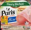 Le Paris (-25% de sel) (8 + 4 gratuites) - Product