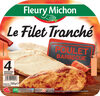 FILET TRANCHE DE POULET BARBECUE - 4tr. - Product