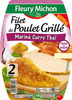 Filet de Poulet Grillé mariné Curry Thaï - Produit