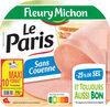 Le Paris sans couenne - 25% de Sel* -  10 tr. - Produkt