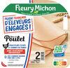 Blanc de Poulet Filière Française d'Eleveurs Engagés - 2 tr. - Product