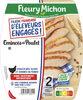 Emincés de poulet - FILIERE FRANCAISE D'ELEVEURS ENGAGES - Produit