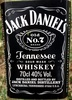 Jack Daniel's N°7 - Produit