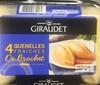 4 Quenelles fraîches de Brochet Sauvage - Produit