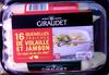 16 quenelles fraîches de volaille et jambon - Product