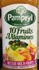 10 fruits & vitamines - Nectar multi-fruits - Product