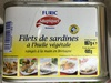 Filets de Sardines à l'Huile Végétale - Produit