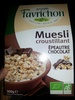 Muesli croustillant Epeautre Chocolat - Produit