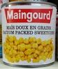 Maïs doux en grains - Produit