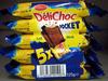 Chocolat au lait Délichoc Pocket - Produit