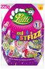 Lutti mini best fizz 225g - Produit