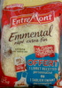 Emmental râpé, extra-fin (29 % MG) - Produit